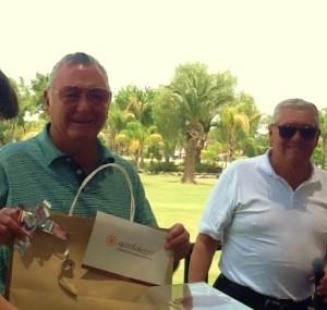 Golf activo para adultos en la comunidad